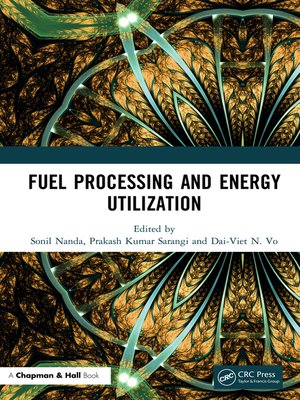 cover image of Fuel Processing and Energy Utilization
